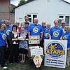 Stars Appeal Supporters - The Wally Wheelbarrow