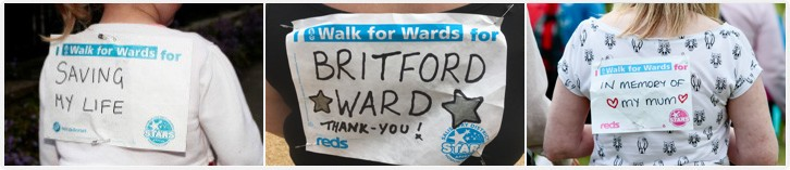 Walk For Wards